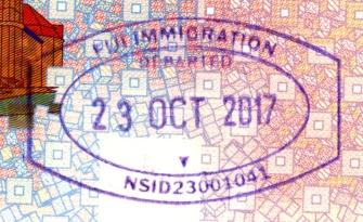 171023 FJI Suva Nausori Airport
