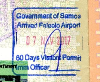171107-2 WSA Faleolo Airport